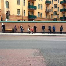 İsveç'te Özel Alana Duyulan Saygıyı Gösteren Fotoğraflar