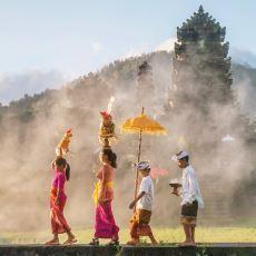 Endonezya'da Yaşayan ve Birbirinden İlginç Ritüelleri Bulunan Etnik Gruplar