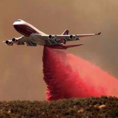 Dünyanın En Büyük Yangın Söndürme Uçağı: 747 Supertanker