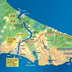 Kanal İstanbul Projesi, Montrö Boğazlar Sözleşmesi'ni Atlatmak İçin mi Yapılıyor?