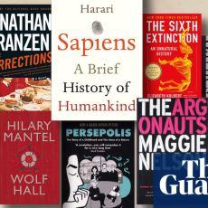 The Guardian'a Göre 21. Yüzyılın En İyi 100 Kitabı