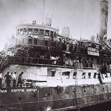 Nazilerden Kaçan 791 Kişiye İstanbul Açıklarında Mezar Olan Gemi: Struma