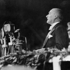 Atatürk'ün 10. Yıl Nutku Konuşmasının Günümüze Kadar Gelmesini Sağlayan İlginç Olay