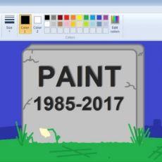 Veda Zamanı Geldi: Microsoft, Muhteşem Grafik Programı Paint'in Fişini Çekiyor
