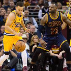 NBA Finalleri Öncesi Artık Bir Üçleme Haline Gelmiş Golden State-Cleveland Finalinin Analizi