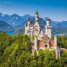 Walt Disney'in Külkedisinin Şatosunu Yaratırken Esinlendiği Bavyera Kralının Efsane Şatosu