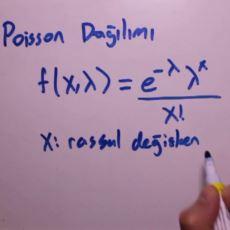 Alemin En Delikanlı İki Dağılımından Biri: Poisson Dağılımı