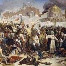 III. Haçlı Seferini Sona Erdiren Selahaddin Eyyubi İle İngiliz Kralı I. Richard'ın Kapışması