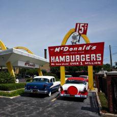 McDonald's'ın Meşhur M Logosunun Ortaya Çıkış Hikayesi