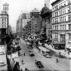 Dünya Şehirlerinin 1920 Yılındaki Görüntüleri