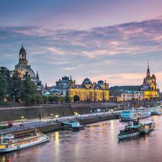 Savaşta Devasa Bir Bombardımana Tutulmasına Rağmen Adeta Küllerinden Doğan Şehir: Dresden