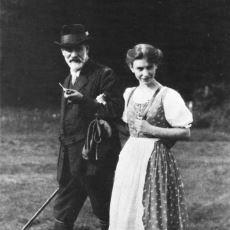 Sigmund Freud'un Bakire Ölen Kızı Anna Freud'un İlginç Hayatı