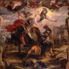16 Binden Fazla Dizeden Oluşan İlyada Destanı'nın Özeti