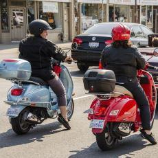 Hayatı Güzel Kılan Detaylardan Biri: Motorcuların Trafikte Birbirine Selam Vermesi