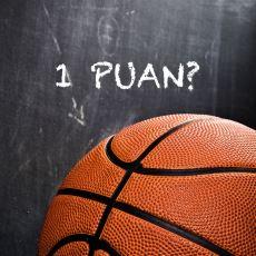 Basketbolda Yenilen Takımlara Neden 1 Puan Verilir?