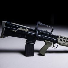 Bir Askerin Anlatımıyla: Şarjörün Tetiğin Arkasında Olduğu Tüfek Tipi Bullpup