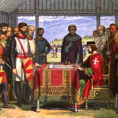 Orta Çağ'ın En Önemli Hukuk Belgesi Magna Carta Nedir?