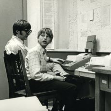 Bill Gates'in Her Gence İlham Verebilecek Nitelikteki Zeka Dolu Öğrencilik Yılları
