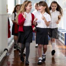 Yere Düşen Paltoya Çocukların Verdiği Tepkilerden Yola Çıkarak Yapılan Bir Hiyerarşi Tespiti