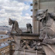 Gotik Mimaride Sık Sık Gördüğümüz Gargoyle Figürleri Neyin Nesidir?