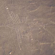 Hangi Teknoloji ile Yapıldığı Çözülemeyen Nazca Çölü'ndeki Çok Acayip Şekiller