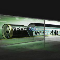 Elon Musk'ın Saatte 1000 KM Hızla Gitmesi Planlanan Mucizevi Ulaşım Projesi: Hyperloop