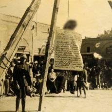 1938'de Adana'da İdam Edilen Kadın: Karsantılı Ayşe
