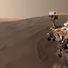 Mars'ın 4K Çözünürlükteki Muhteşem Görüntüleri
