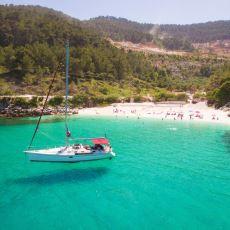 Küçük Bir Bütçeyle Tatilin Hakkının Verilebileceği Thassos'a Gideceklere Tavsiyeler