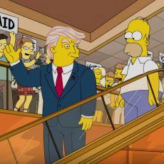 The Simpsons, Trump'ın Başkan Olacağını Gerçekten de 15 Yıl Önceden Tahmin mi Etti?