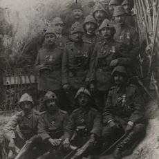 Genelkurmay'ın Paylaştığı Daha Önce Yayınlanmamış Çanakkale Savaşı Fotoğrafları