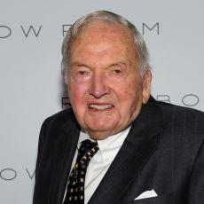 Amerikalı İş Adamı David Rockefeller'ın Ölümüne Ekşi Sözlük'ten Gelen Tepkiler