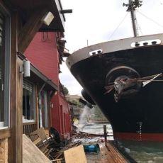 Gemi Kurtarma İşi Yapan Birinden: Boğazdaki Yalıya Çarpan Gemi Neden Duramadı?