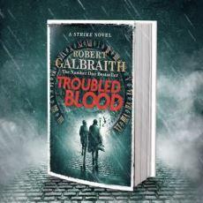 JK Rowling'in İsim Değiştirerek Yazdığı Dedektiflik Serisinin Yeni Kitabı: Troubled Blood