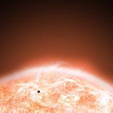 Bugün Merkür'ün Güneş'in Önünden Geçişi Gözlemlenecek