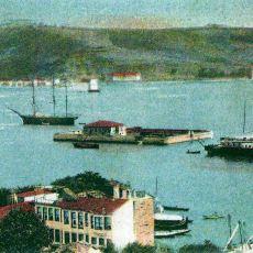 İstanbul Boğazı'nda Bulunan Tek Ada Olan Galatasaray Adası'nın Kısa Tarihi