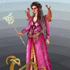 Türk Mitolojisinde En Çok Adı Geçen Kadınların Başında Gelen Tanrıça: Umay