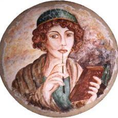 Şiirleri Mumya üzerine Sarılmış Papirüs Kağıdında Bulunan İlk Kadın Şair: Sappho