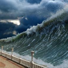 Ege'deki Korkutan Depremle Yeniden Gündeme Gelen Tsunami Nedir?