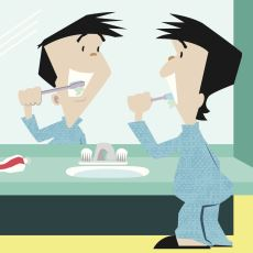 Doğru Diş Fırçalama Tekniği Nasıl Olmalıdır?