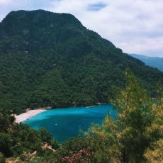 Tatil Yerinden Çok Büyülü Bir Atmosfere Sahip Olan Yer: Kabak Koyu