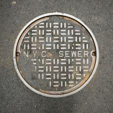 Kanalizasyon Kapakları Neden Yuvarlaktır?