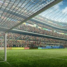Futbol Kulüplerinin Web Sitelerinin Aylık Ziyaretçi Sayıları