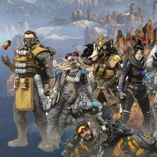 1 Haftada 25 Milyon Kullanıcıya Ulaşan EA Games Oyunu: Apex Legends