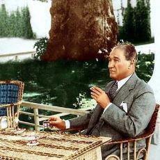 Mustafa Kemal Atatürk'ün En Net ve En Yakın Çekim Görüntüleri