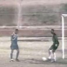 Dünyanın En İlginç Kendi Kalesine Golünün Atıldığı 1994 Barbados - Grenada Maçı