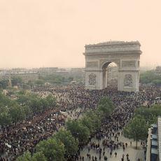 Paris'te Başlayıp Tüm Dünyayı Sarsan Ayaklanma Hareketi: 1968 Mayıs Olayları