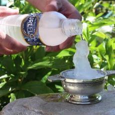 Suyun Bir Anda Donmasını Sağlayan Eğlenceli Yöntem: Instant Ice