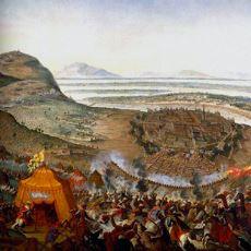 Yüzüklerin Efendisi'ndeki Miğfer Dibi Savunmasıyla II. Viyana Kuşatması Benzerlikleri