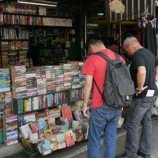 İstenilen Kitabı Bulmaya Çalışırken Kitapçılarla Girilmiş Yaran Diyaloglar